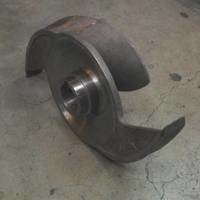 Image of this particular Impeller to fit Goulds 3175 M 8x10-22