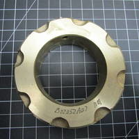Image of this particular Bronze Radial Deflector Assembly to fit Goulds 3700 M