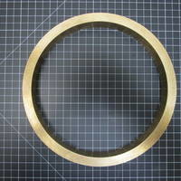 Image of this particular Brass Case Ring to fit Goulds 3316 L 6x8-17