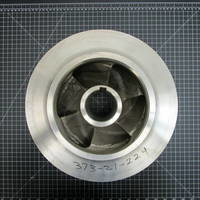 Image of this particular 316SS Impeller to fit Allis-Chalmers 8000/8001 10x8-12 L