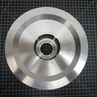 Image of this particular Stainless Seal Plate to fit Gorman-Rupp T4A61-B, T4A65-B, T4A61S-B, T4A65S-B, T4A71-B, T4A71S-B