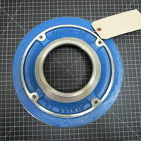 Image of this particular 316SS Wear Plate to fit Worthington D1011 6x4-13