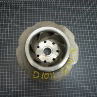 Image of this particular 316SS Impeller to fit Worthington D1011 Frame 3 6x4-10