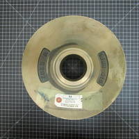 Image of this particular Bronze impeller to fit Flowserve 15HH 410