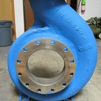 Image of this particular Alloy 20 Casing to fit Durco D1011 10x8-15