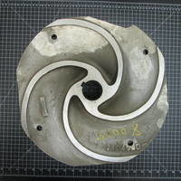 Image of this particular 317LSS Impeller to fit Worthington 8FRBH182