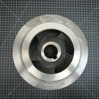 Image of this particular 316SS Impeller to fit Goulds 3410M 6x8-14