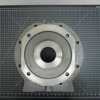 """Image of this particular Ductile Iron Adapter to fit Durco HSI 10"""""""