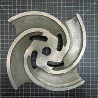 Image of this particular Stainless Steel Impeller to fit Worthington BPO 3x1.5-12
