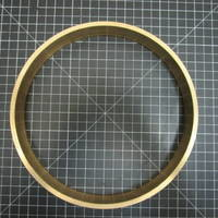 Image of this particular Bronze Impeller Wear Ring to fit Allis Chalmers 8000, 8100 12x10-14