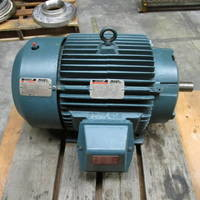 Image of this particular Baldor Reliance Duty Master 30 HP 3540 RPM 841XL Electric Motor