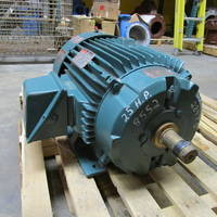 Image of this particular Baldor Reliance Duty Master 25 HP 3550 RPM 841XL Electric Motor
