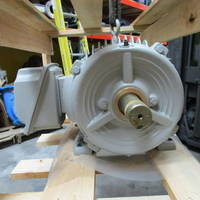 Image of this particular Siemens SD100 IEEE-841 Severe Duty 10HP 1755 RPM Electric Motor