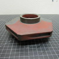 Image of this particular Cast Iron Impeller to fit Worthington D1011 3x1.5-8