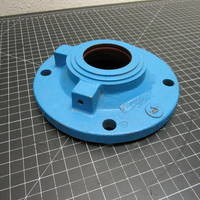 Image of this particular Cast Iron Inboard Bearing Cover to fit Allis-Chalmers CW F6D2