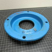 Image of this particular Cast Iron Suction Cover to fit Goulds 3171 S 4x4-8