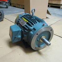 Image of this particular Baldor Reliance Super-E Severe Duty Frame 184TC 5 HP 1750 RPM 841XL Electric Motor