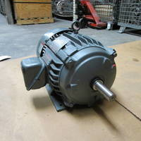 Image of this particular U.S. Motors E064B Frame 215 5 HP 1770 RPM Electric Motor
