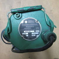 Image of this particular Hydromatic Pumps Model SKHS50M2 0.5 HP 230 Volt Submersible Sump/Effluent/Sewage Pump
