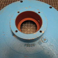 Image of this particular Cast Iron Rear Housing to fit Allis Chalmers CSO 8x6-13