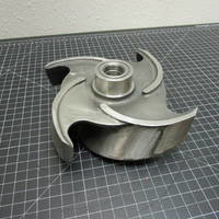 Image of this particular Alloy 20 Impeller to fit Goulds 3196 MTX 3x4-8