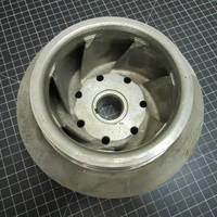 Image of this particular 316SS Closed Impeller to fit Worthington D1011 Frame 3 6x4-10