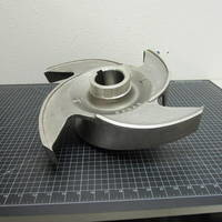 Image of this particular 316SS Impeller to fit Goulds 3175 M 6x8-18