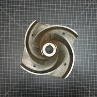 Image of this particular 316SS Impeller to fit Worthington 4FRBH111