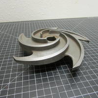 Image of this particular Cast Iron Impeller to fit Goulds 3171 S 1x1.5-8