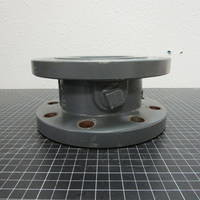Image of this particular Cast Iron Discharge Spool to fit Gorman-Rupp T4