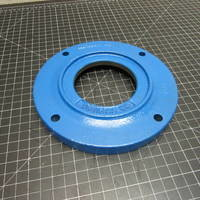 Image of this particular Cast Iron Line Bearing Cover to fit Worthington D1011 Frame 5