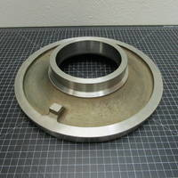 Image of this particular 316SS Suction Sideplate to fit Goulds 3135 S 4x10-14 and 4x12-14