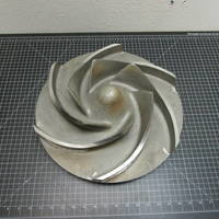 Image of this particular 2205 SS Impeller to fit Allis Chalmers PS Plus 8x6x15