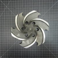 Image of this particular 329SS Impeller to fit Sulzer CPT 24-3 4x3-13