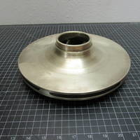 Image of this particular Bronze Impeller to fit Goulds 3755 M 2.5x3-11