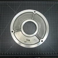 Image of this particular 316SS Sideplate Discharge Liner to fit Warren 4PL15 and 4PH15