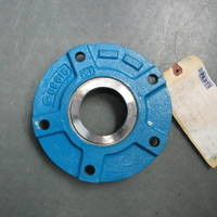 Image of this particular WCB - Carbon Steel Thrust End Bearing Cover to fit Goulds 3700 8SM