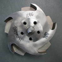 Image of this particular CN7M / D20 Impeller to fit Durco/Flowserve Group 2 6x4-13/11