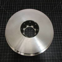 """Image of this particular 316SS FMS Rear Cover Plate to fit Durco / Flowserve  MK 3  Group 1  6"""" & 8"""""""
