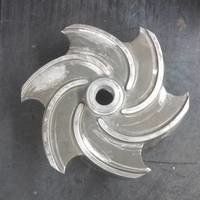 Image of this particular Impeller to fit Goulds 3196 XLT/XLTX/XLTI 6x8-13