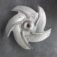 Image of this particular Impeller to fit Goulds 3196 ST/STX/STI 1x1.5-8 and 3796 ST/STX/STI 1.5x1.5-8