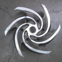 Image of this particular Impeller to fit Allis Chalmers CSO and 731 Plus 10x8-15