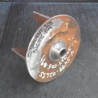 Image of this particular Impeller/Shearpeller to fit Allis Chalmers NSX and NSXV 4x4-12
